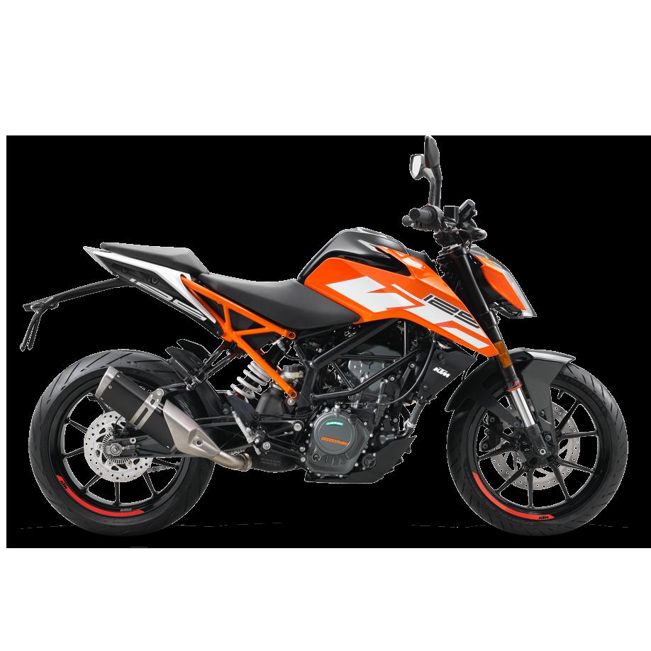 KTM 125 DUKE 2018